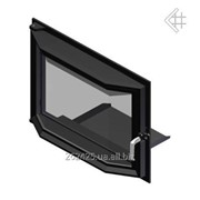 Призматические Дверца для камина Kratki Zuzia 515x652 мм фото