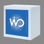 Бумажные салфетки ВИВО 1 слой фото