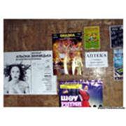 Листовки афиши плакаты фото