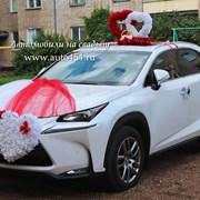 Прокат автомобиля Lexus NX к свадьбе фото