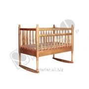 Кровать для новорожденного Мишутка
