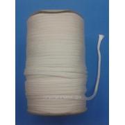 Шнур плетеный синтетика 4 мм 1рул - 132м 2284 фото