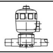 Мембранный клапан AGRU PVDF (ПВДФ) d 20-63 мм фото