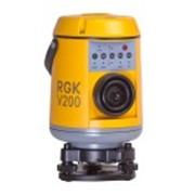 Лазерный построитель плоскости Rgk V200 фото