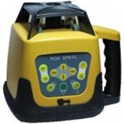 Нивелир лазерный Rgk SP 610 фото
