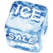Доставка пищевого льда фото