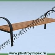 Скамейка СМ-12 фото