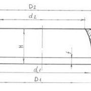 Манжеты для гидравлических устройств (только для ремонтов старого оборудования) ГОСТ 6969-54