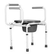 Кресло-туалет Ortonica TU 3 со складными подлокотниками фото