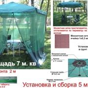 Зонт-палатка (москитка) фото