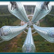 Изоляторы высоковольтные электрические фото