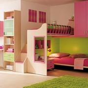 Мебель детская бытовая → Мебель для детей → Мебель и интерьер фото