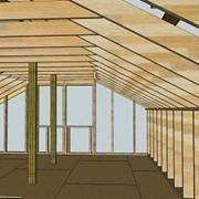 Архитектурное проектирование каркасных домов фото