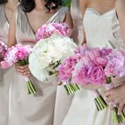 Оформление свадебных банкетов фото
