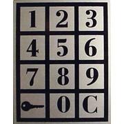 Клавиатуры типовые 1,12,16 кнопочные фото