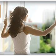 Поворотно-откидное окно фото