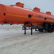 Стальной бензовоз НЕФАЗ-96891-0200310 фото