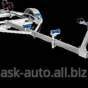 Лодочный прицеп Tiki Treiler BS1250-RB фото