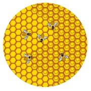 Крышка Твист 1-66 мёд фото