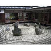 Создание японского сада фото