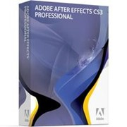 Adobe After Effects Professional CS3 фото