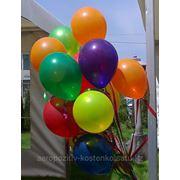 """Гелиевые шары """"10 дюймов"""" фото"""