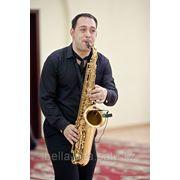 Саксофонист на любое мероприятие фото
