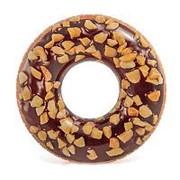 "Круг для плавания ""Пончик"" 1,14м Intex 56262 фото"