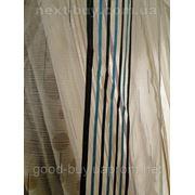 Тюль Органза Lines 3 - Узор с полосками Турция 2535-2 -1