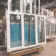 Окно пластиковое Rehau фото