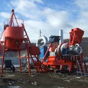 Завод асфальтный TieТuo QLB мобильный фото