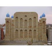 Строительство мусульманских мазаров фото