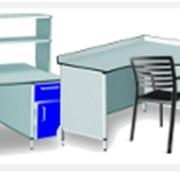 Мебель для офиса Б/У фото