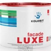 Краска акриловая водоразбавляемая Фасад-Люкс фото