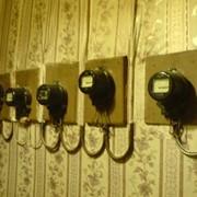 Учёт электроэнергии фото