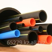 Труба газовая из полиэтилена SDR 9, ПЭ100 - до 1,2 МПа - 32 мм фото