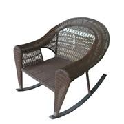 Кресло-качалка из ротанга 772-СН фото