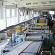 Линии по производству гофрированного картона фото