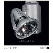 Прожектор Premium Vertical с креплением на шинопровод 100 Вт фото