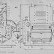 Мельница восьми валковая Хайденау ГДР фото