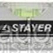 Уровень Stayer Standard коробчатый, 2 ампулы, крашеный, 800мм Код: 34602-080 фото