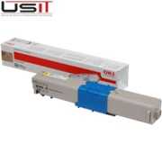 Картридж TONER Cartridge OKI 44973541 Yellow фото