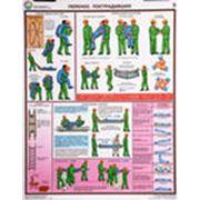 Иллюстрированные пособия плакаты по безопасным методам работы фото