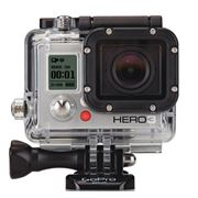 Экстрим-камера GoPro HERO3: Silver Edition фото
