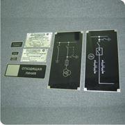 Печать табличек на металле фото