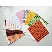 Контрольные браслеты бумажные фото