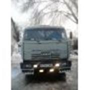 Доставка строительных материалов Алматы и Алматинской облости на Камазе фото