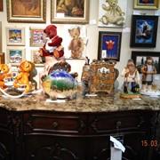 Художественная керамика , фигурки фото
