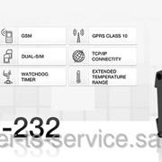 Устройство сбора и передачи данных на базе модемов IRZ ATM2 с выходом RS232 фото