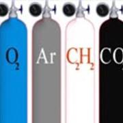 Промышленные газы - Кислород, двуокись углерода(углекислота), ацетилен, аргон, азот. фото
